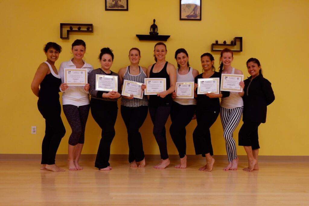 Yoga Teacher Training New Jersey