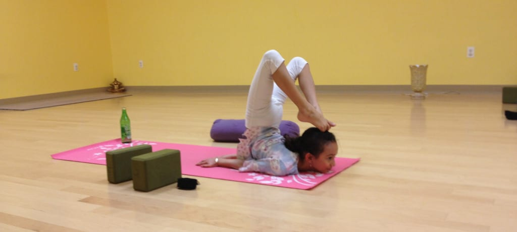 Yoga Exercise For Kids